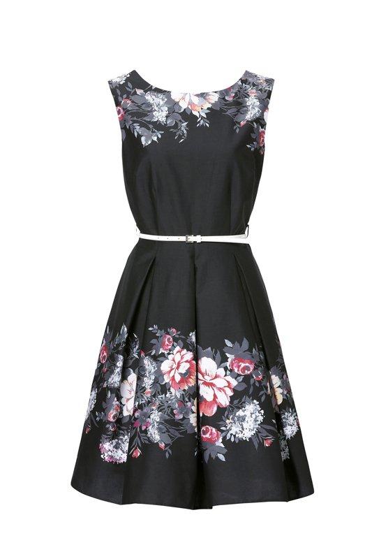 9b4d5437e1 Zdjęcie numer 39 w galerii - Sukienki w kwiaty z wiosenno - letnich kolekcji