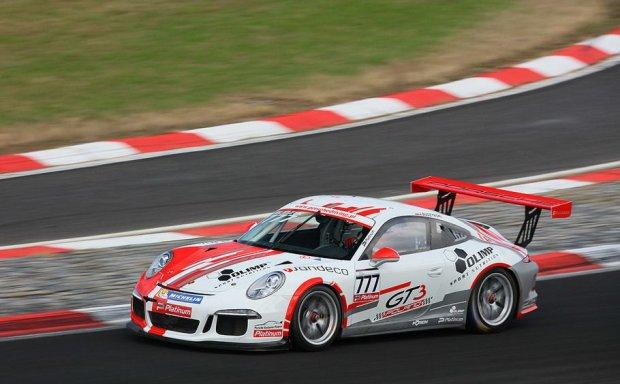 Porsche Platinum GT3 CCCE | Emocje w Brnie