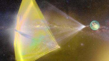 Breakthrough Starshot - ten projekt ma sprawić, że dotrzemy do Alfa Centauri