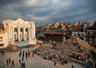 Trzęsienie ziemi w Nepalu. Bezcenne zabytki Katmandu legły w gruzach