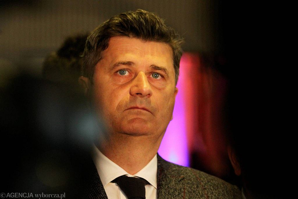 Janusz Palikot, lider Twojego Ruchu