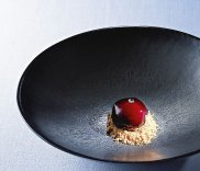Foie gras bon bon