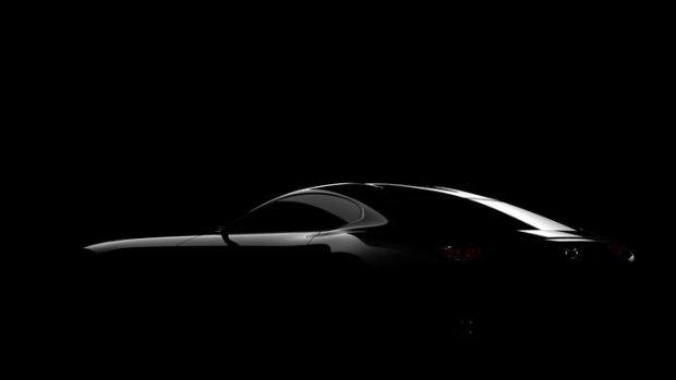 Mazda szykuje sportowy koncept na targi w Tokio