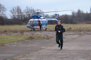 Tragiczny wypadek w czasie zawodów na lotnisku w Płocku. Nie żyje wicemistrz świata