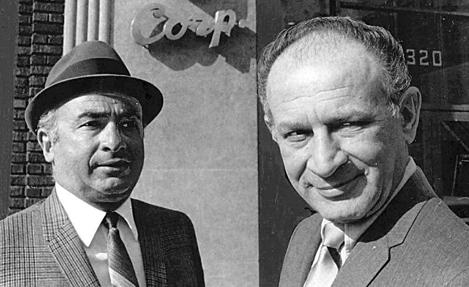 Phil i Leonard Chess