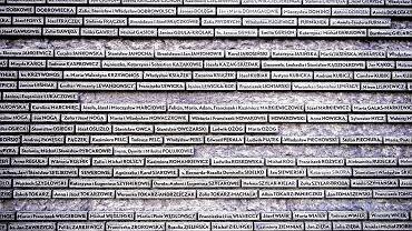 Muzeum w Markowej, nazwiska Polaków ratujących Żydów