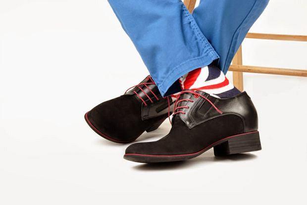 d5056c66a9 Betelli - w tych butach będziesz wyższy!
