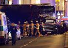 Berlin. Ciężarówka na polskich numerach wjechała w tłum na świątecznym jarmarku. Dwanaście osób nie żyje [ZDJĘCIA]
