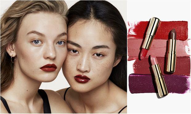 Jesienne trendy w makijażu według H&M