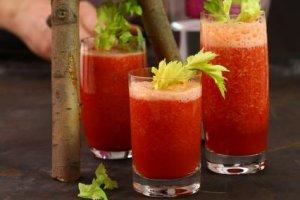 Olga Smile poleca: zdrowy sok warzywny