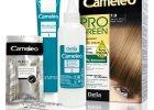 Koloryzacja bez amoniaku - Delia Cameleo Pro Green
