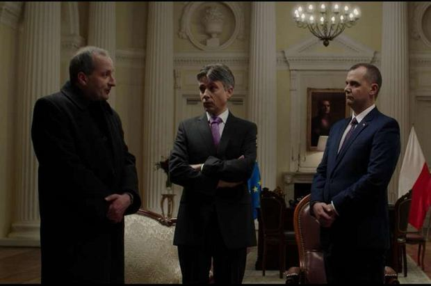 Prezes, Victor i Andrzej