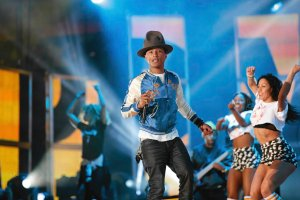 Pharrell Williams, cz�owiek orkiestra, kt�ry wyczuwa trendy [RECENZJA P�YTY]