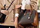Uniwersalne torebki na jesień - niedrogie i pojemne albo luksusowe, z logo Michael Kors