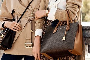 9f311d0917d88 Uniwersalne torebki na jesień - niedrogie i pojemne albo luksusowe, z logo Michael  Kors