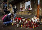Morderstwo na Stalowej. Marsz milczenia przeszed� ulicami Pragi [WIDEO]