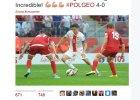 Euro 2016. Polska - Gruzja 4:0. Twitter i media o szalonym meczu Polak�w