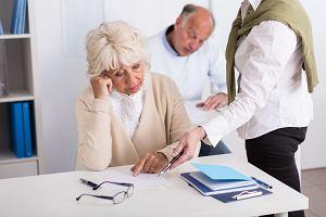 Praca coraz bliżej emerytury niebezpieczna dla pracownika