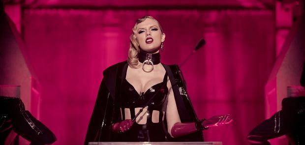 """Taylor zaskoczyła kolejną seksowną piosenką. Singiel jest zapowiedzią nowej płyty """"Reputation"""" i przedstawia piosenkarkę w zupełnie innym wydaniu. To już nie jest ta sama słodka Taylor. Czy fani są gotowi do czarną erę Swift?"""