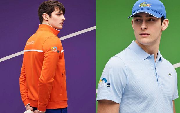 Moda sportowa dla mężczyzn od Lacoste
