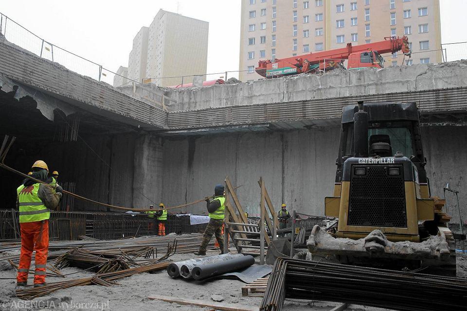 Budowa II linii metra na Targówku