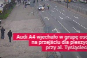 Mia� 2,5 promila we krwi. Wjecha� w pieszych  na przej�ciu w Lublinie