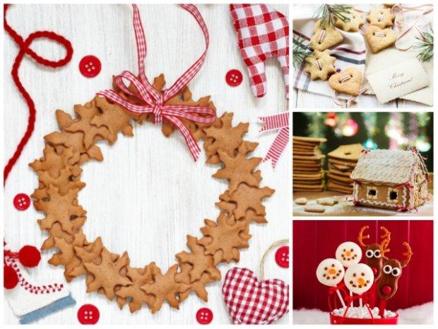 Piernikowe dekoracje - 7 pomys��w