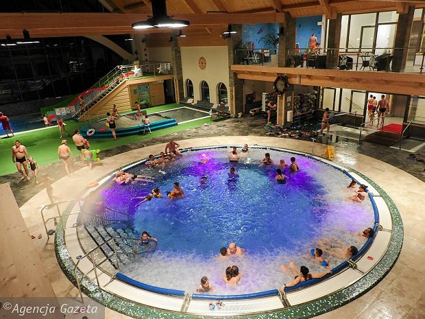 Termy w Małopolsce - gdzie na lecznicze kąpiele? Ile to kosztuje?