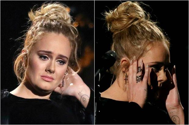 Adele to prawdziwa perfekcjonistka. Gdy usłyszała, że nie trafiła w dźwięk, postanowiła zacząć od początku.