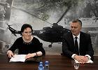 Szef MON: szybsze prace nad polsko-ukrai�sko-litewsk� brygad�