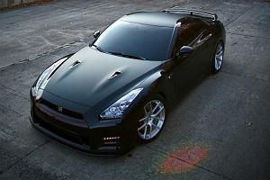 Ponad 1000 koni mechanicznych w Nissanie GT-R