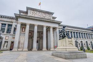 Madryt. Wspaniałe Prado