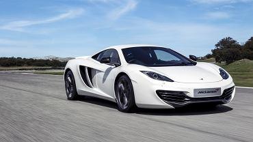 McLaren 12C Coupe