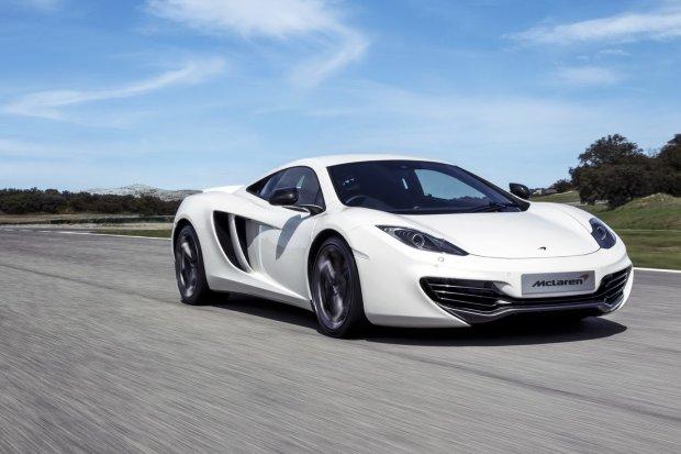 McLaren ko�czy produkcj� 12C