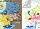 Separatyści opanowali wschód kraju, ścierają się z nimi Ukraińcy. Tak wygląda obraz walk
