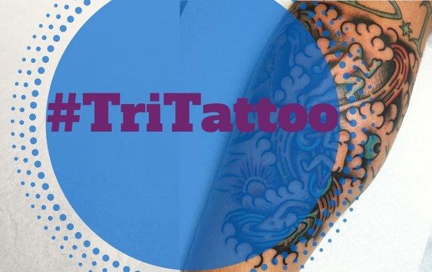 Triathlonowe tatuaże