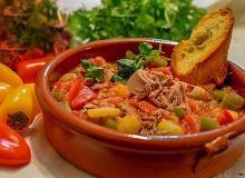 Hiszpańskie Marmitako (zupa rybna z tuńczyka) - ugotuj