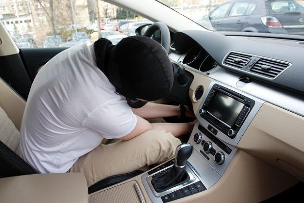 Kradzie�e aut w 2014 roku | G��wnie na cz�ci