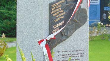 Pomnik Stanisława Szozdy w Prudniku