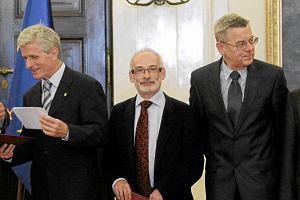 Gdzie si� podziej� wszyscy ludzie prezydenta Komorowskiego?