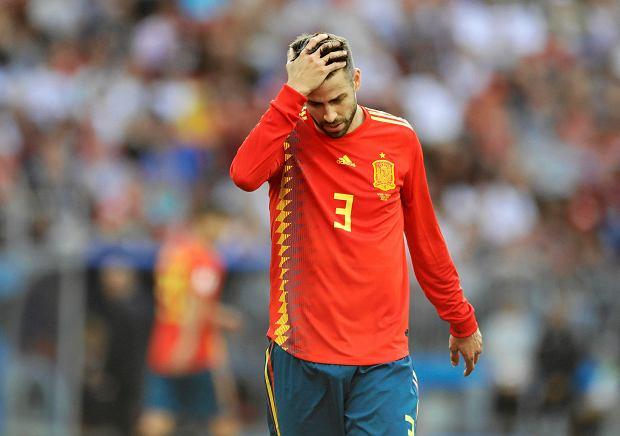 392c60350 Gerard Pique potwierdza. Obrońca FC Barcelony kończy z reprezentacją!