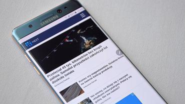 Efekt Note 7: Samsung z o 1/3 mniejszym zyskiem. Dzia� mobilny dramatycznie w d�