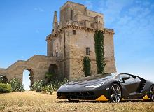 Wideo | Lamborghini Centenario szaleje na torze Nardo