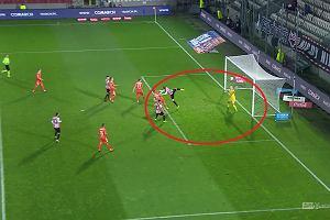 Zlatan Ibrahimović? Nie! Takie gole strzelają w LOTTO Ekstraklasie. Fenomenalne trafienie [WIDEO]