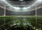 Stadion Narodowy przed odwołanym meczem Polska - Anglia