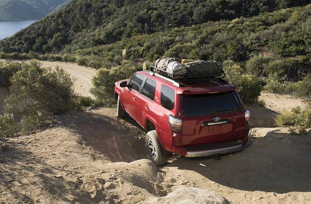 Toyota 4Runner TRD Off-Road | Terenówka z krwi i kości