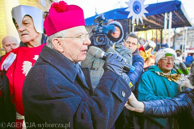 Metropolita ��dzki abp Marek J�draszewski