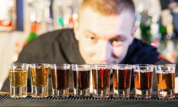 Kto pije najwięcej w Europie - na pierwszym miejscu Rosjanie, a zaraz potem my? Nieprawda. Przyjrzyjcie się alkoholowej mapie świata