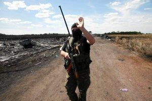 """W�adze Ukrainy: """"Nasza armia nie stoi za walkami w Doniecku"""". A zgin�y tam ju� 4 osoby"""