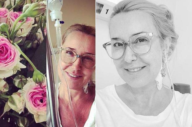 Agata Młynarska jest w szpitalu. Najpierw poinformowała o tym swoich fanów. Teraz dziennikarka dziękuje wszystkim za wsparcie.
